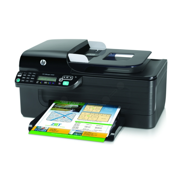 hp officejet 4500 tinten und toner. Black Bedroom Furniture Sets. Home Design Ideas