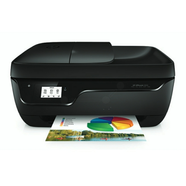hp officejet 3833 tinten und toner. Black Bedroom Furniture Sets. Home Design Ideas