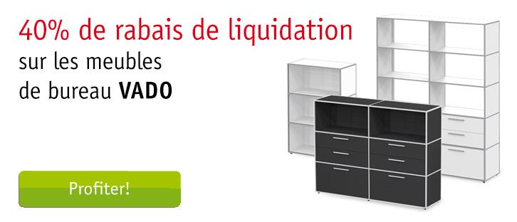 Meubles am nagements for Liquidation meuble bureau